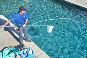 Premium Pool Cleaning Services
